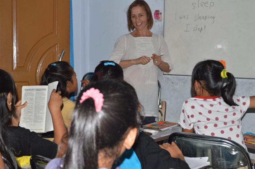 Volunteer English Class
