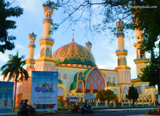 islamic center ntb