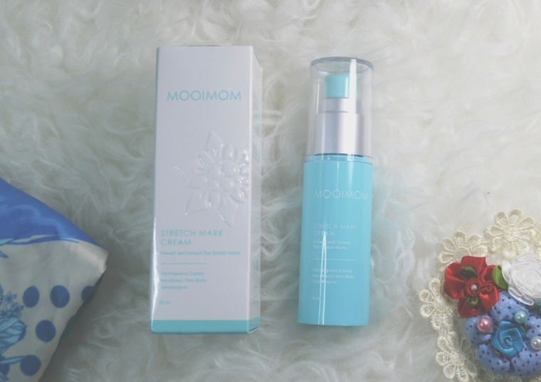 produk baru mooimom stretch mark cream