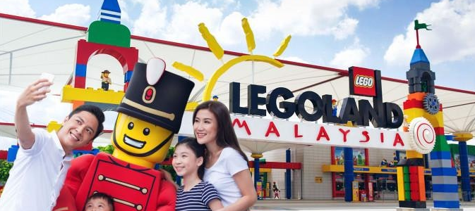 lego land malaysia review